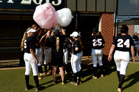 Calhoun Softball Varsity 20170920