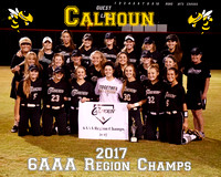Calhoun Softball Varsity Region Gm 2 - 20171004