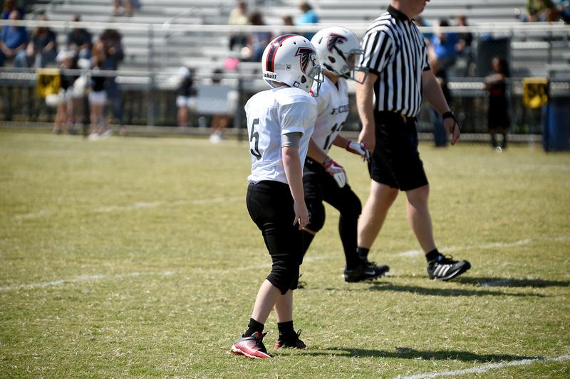 Building Memories Calhoun Rec Football 20161001