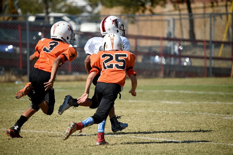 Building Memories Calhoun Rec Football 20161029